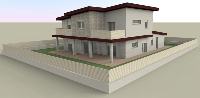 Progetti di ville vdffedjpg progetti di ville progetto for Come finanziare la costruzione di una nuova casa